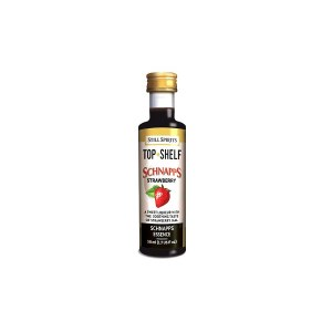 Эссенция Still Spirits Top Shelf Strawberry Schnapps, 50 мл