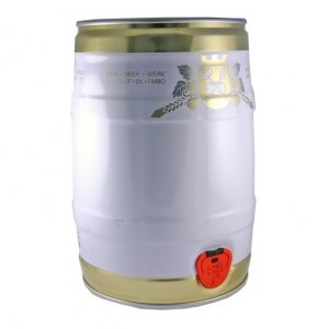 Бочонок для дображивания пива EASYKEG IT 5л